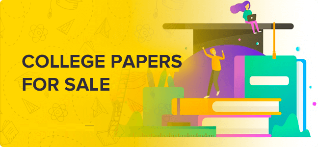 College Papers for Sale