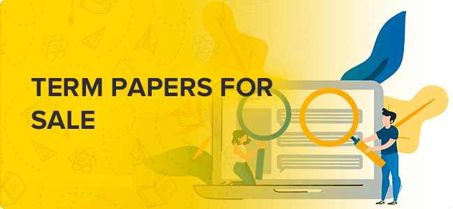 Term Papers For Sale Services